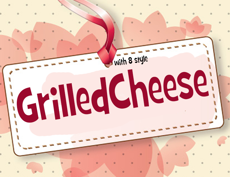 GrilledCheese BTN Font Download
