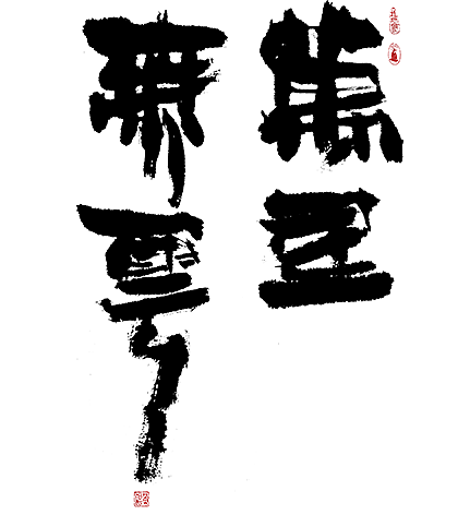 14P Chinese traditional calligraphy brush calligraphy font style appreciation #.681