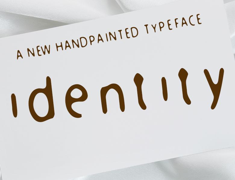 identity Font Download