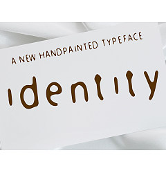 Permalink to identity Font Download