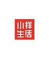 7P Creative Chinese font logo design scheme #.833