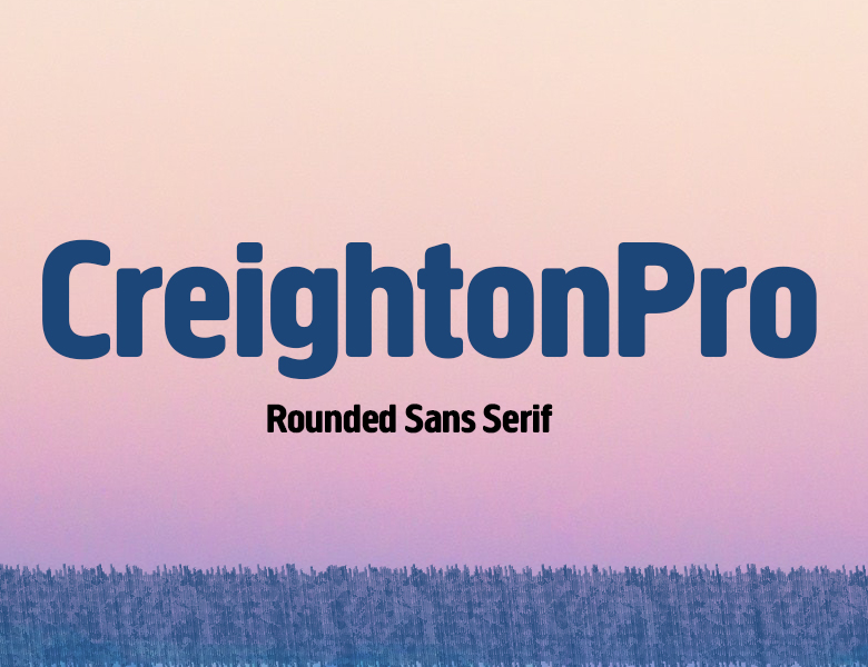 CreightonPro-ExtraBold Font Download