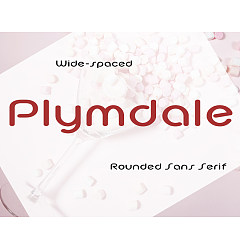 Permalink to Plymdale Font Download