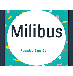 Permalink to Milibus Sb Font Download