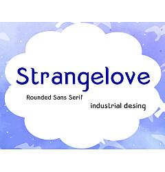 Permalink to Strangelove Font Download