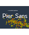 Pier Sans – Regular Font Download