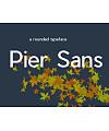 Pier Sans – Regular Font Download