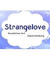 Strangelove-Bold Font Download