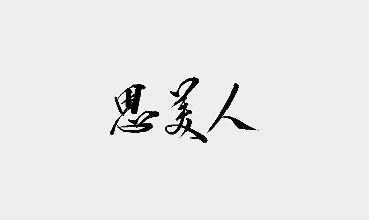 23P Chinese traditional calligraphy brush calligraphy font style appreciation #.900