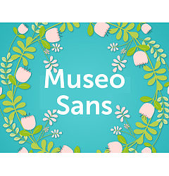 Permalink to MuseoSans Font Download