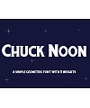 Chuck Noon Font Download