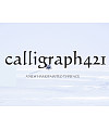 Calligraph421 BT Font Download