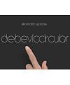 DebevicCircular Regular Font Download