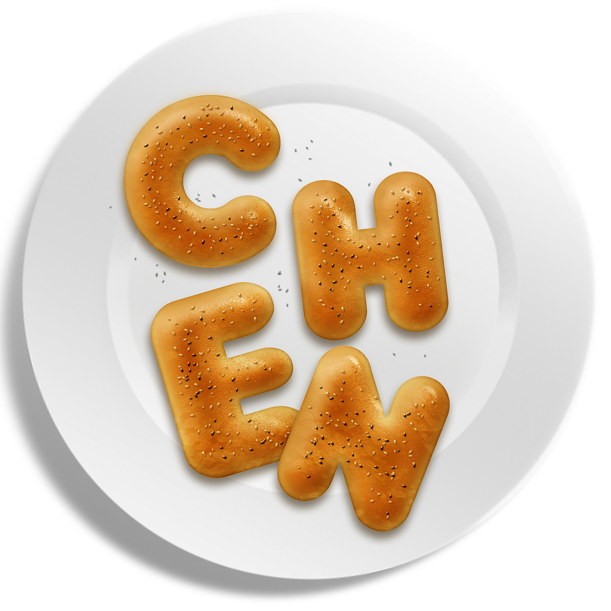 56P Creative Chinese font logo design scheme #.1265