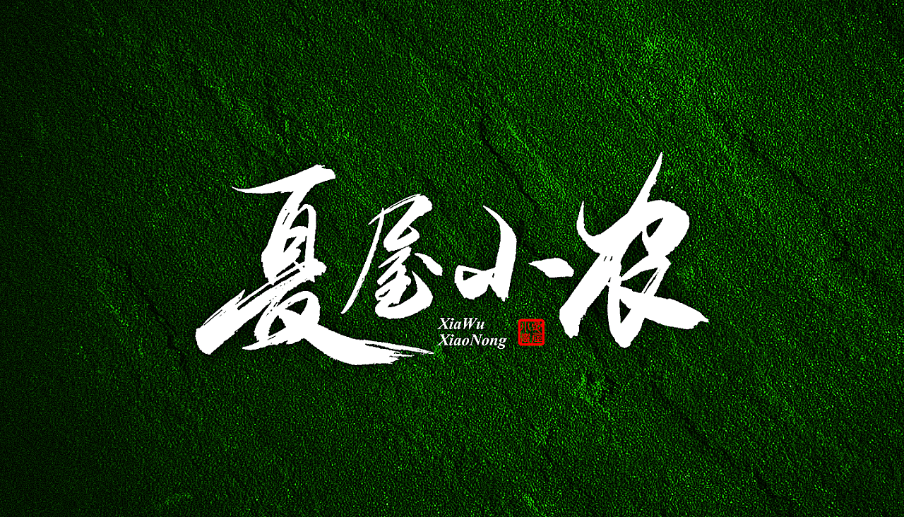 29P Chinese traditional calligraphy brush calligraphy font style appreciation #.1066