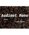 Audimat Mono Font Download