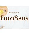 EuroSansPro Bold Font Download