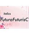 FuturaFuturisC-Italic Font Download
