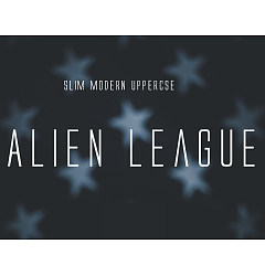 Permalink to Alien League Font Download