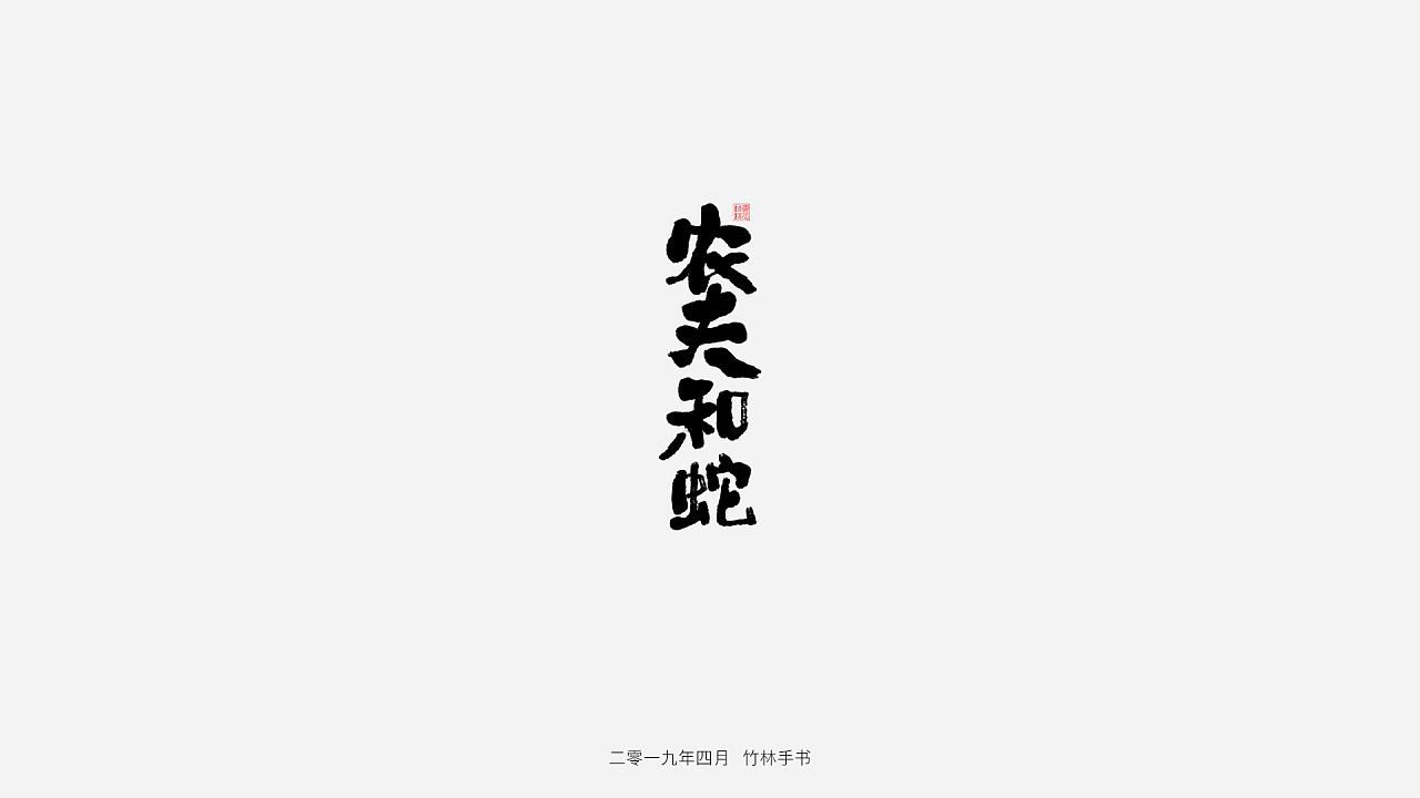 30P Chinese traditional calligraphy brush calligraphy font style appreciation #.1373