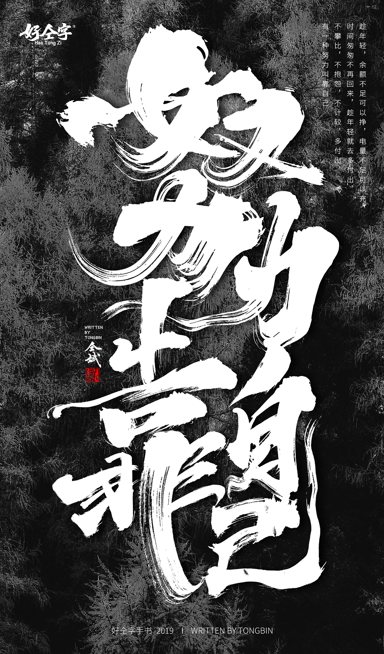 15P Chinese traditional calligraphy brush calligraphy font style appreciation #.1379