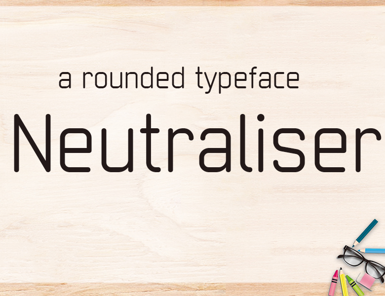 NEUTRALISER SANS Regula Font Download