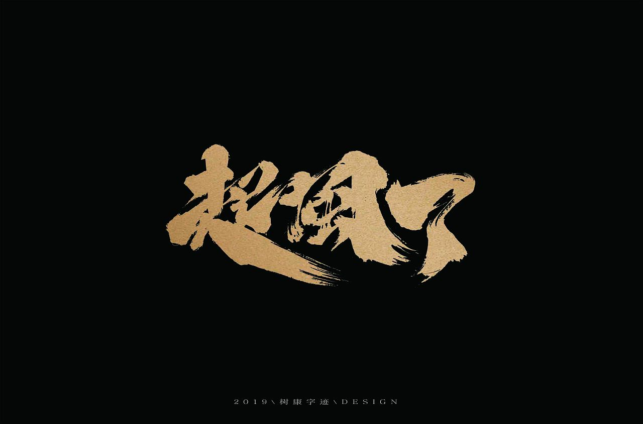 26P Chinese traditional calligraphy brush calligraphy font style appreciation #.1482