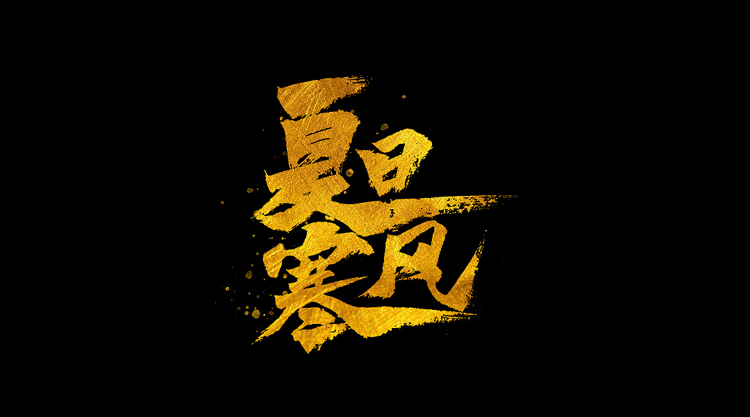 48P Chinese traditional calligraphy brush calligraphy font style appreciation #.1554