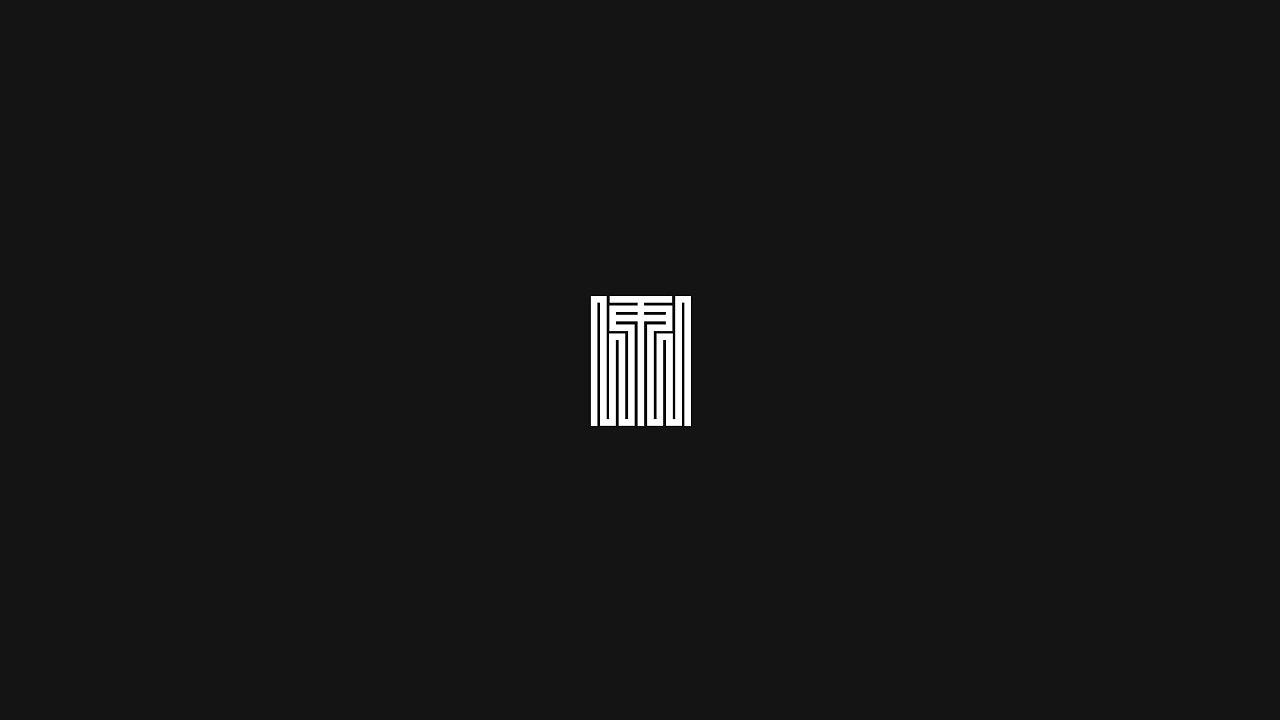 21P Creative Chinese font logo design scheme #.1678