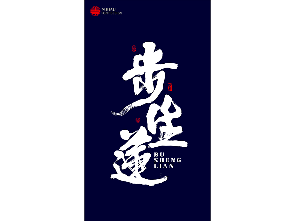 10P Chinese traditional calligraphy brush calligraphy font style appreciation #.1650