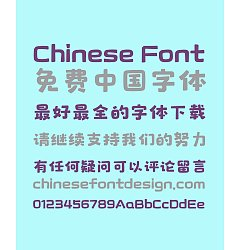 Permalink to Zao Zi Gong Fang (Makefont) Naive China Font-Simplified Chinese Fonts