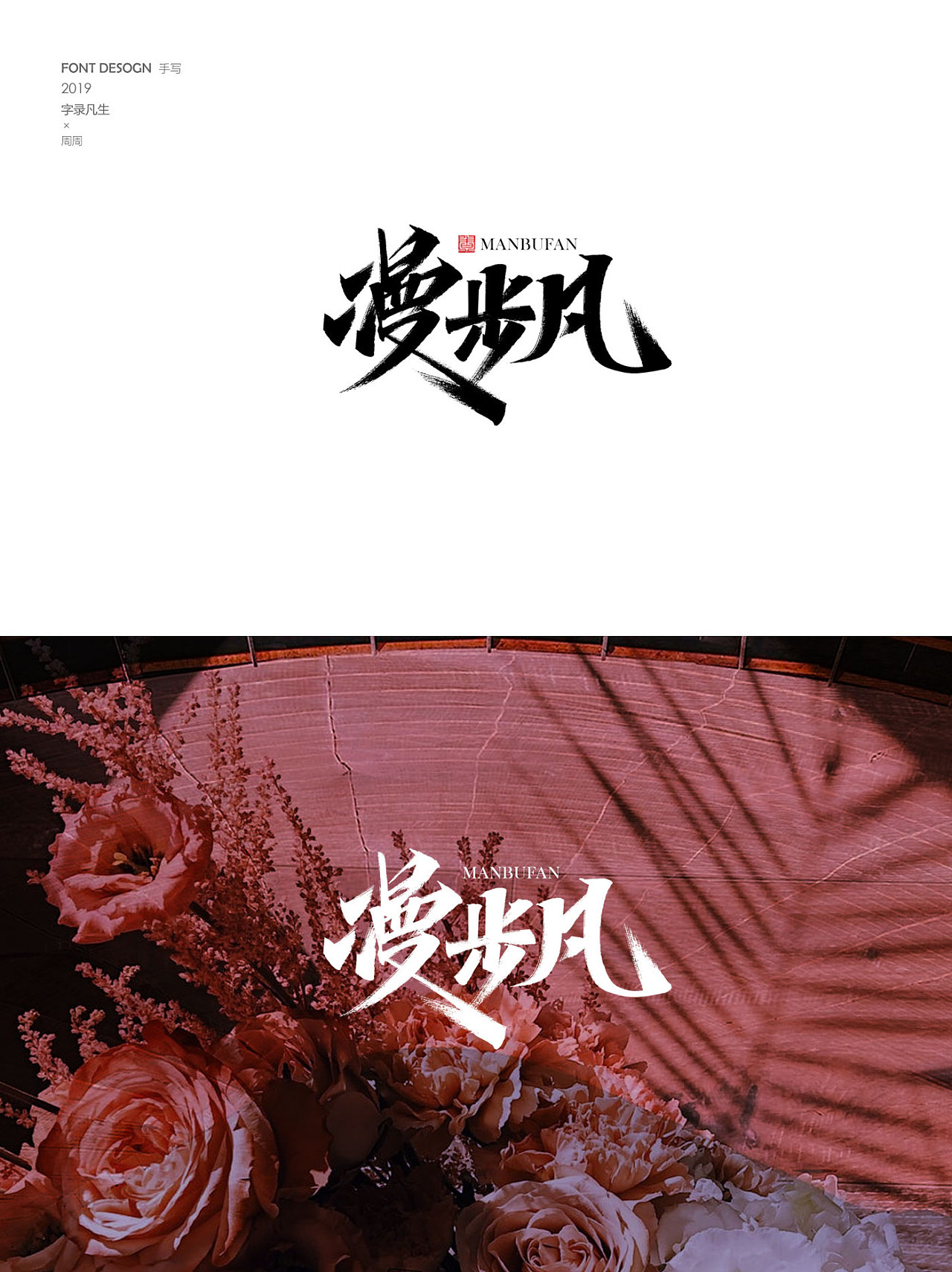 19P Chinese traditional calligraphy brush calligraphy font style appreciation #.2116