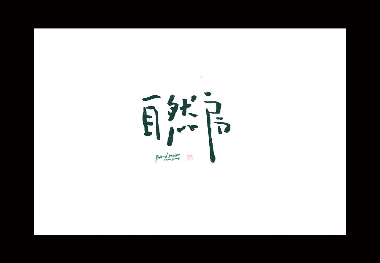 20P Creative Chinese font logo design scheme #.1942