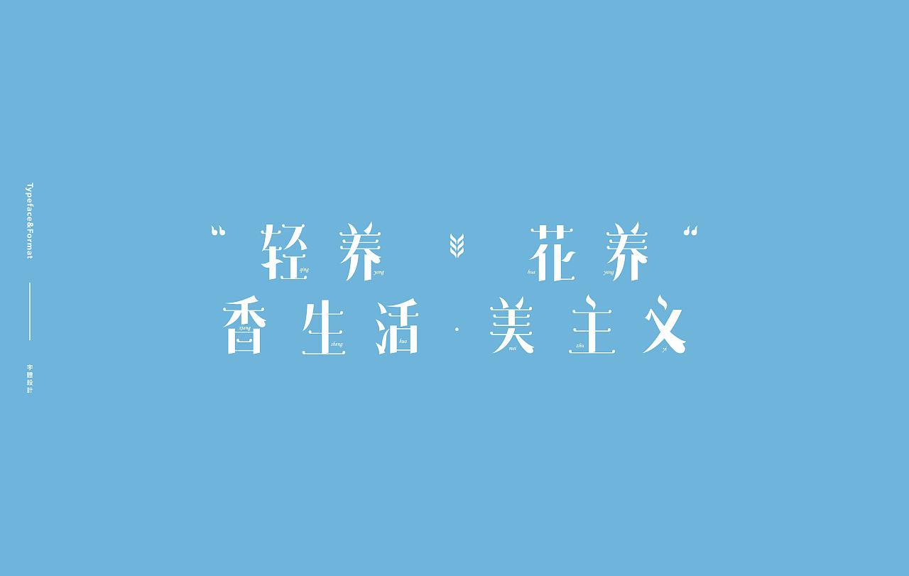 19P Creative Chinese font logo design scheme #.1974