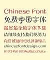 Lovely Girl Chinese Font-Simplified Chinese Fonts