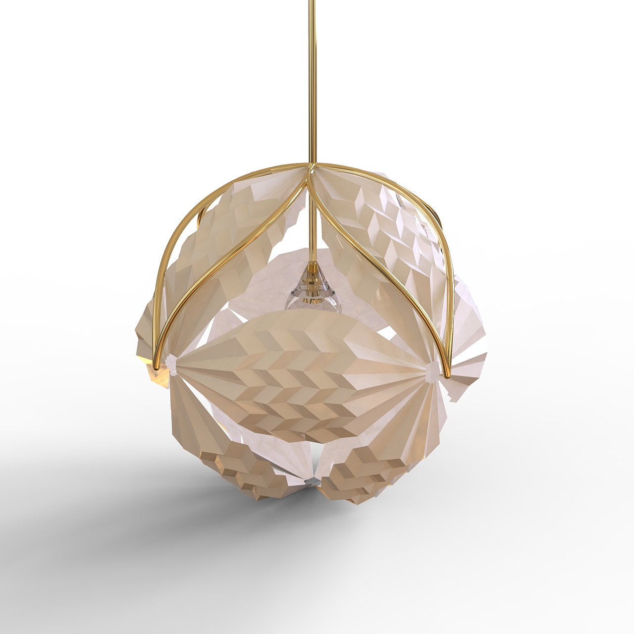 Chinese font design-Lamps and lanterns with various patterns made of embroidered ball elements