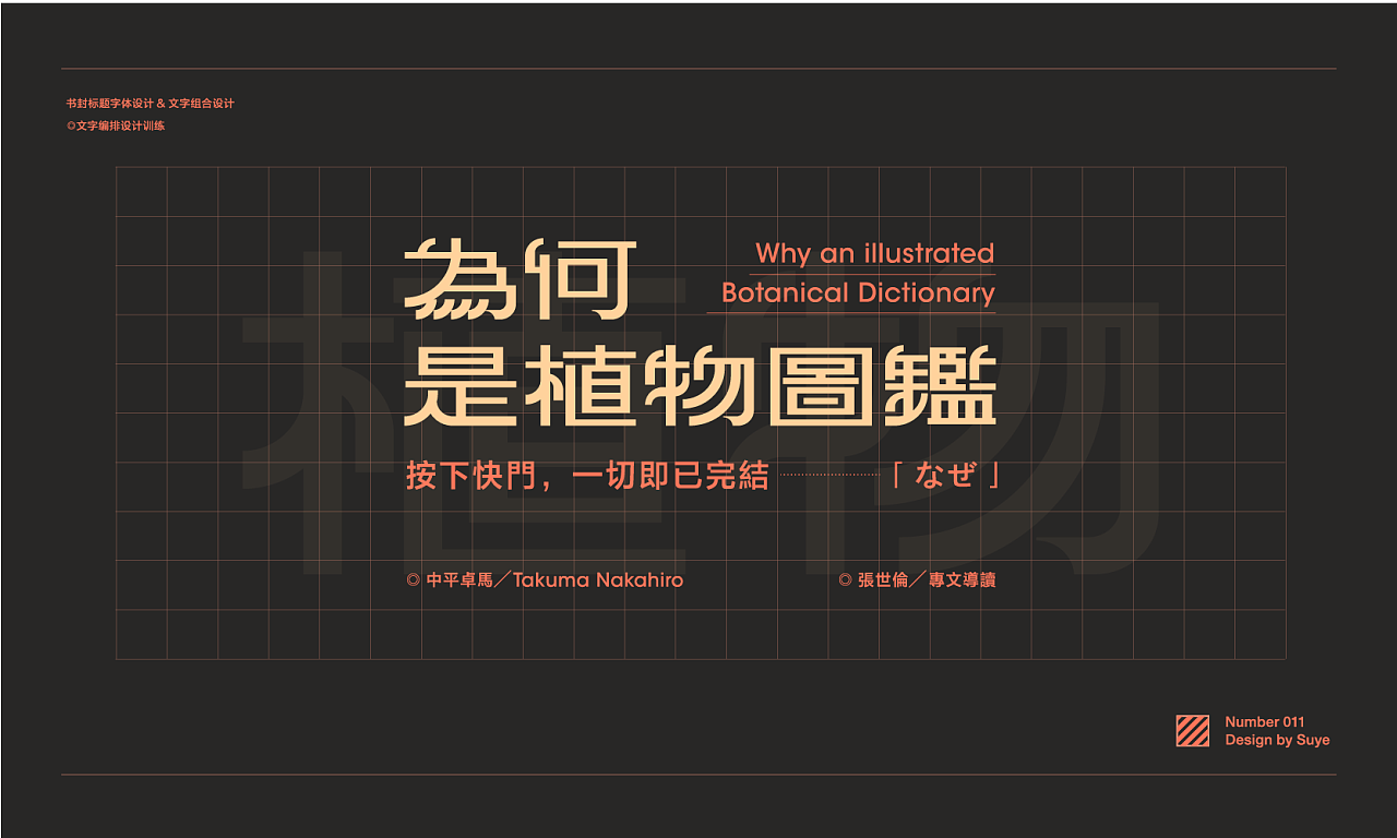Chinese Creative Font Design-April format exercise # font design & text group