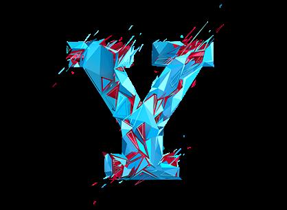26 English letters logo design appreciation