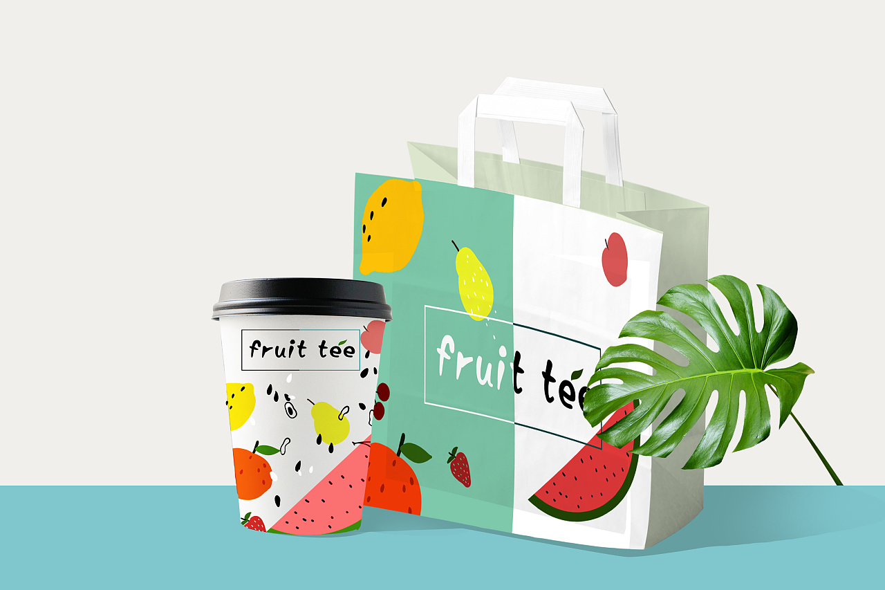 Packaging Design of a Fruit Tea