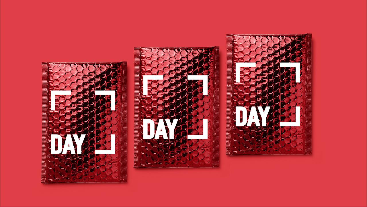 DAY STUDIO | Photography Studio Brand Design Proposal