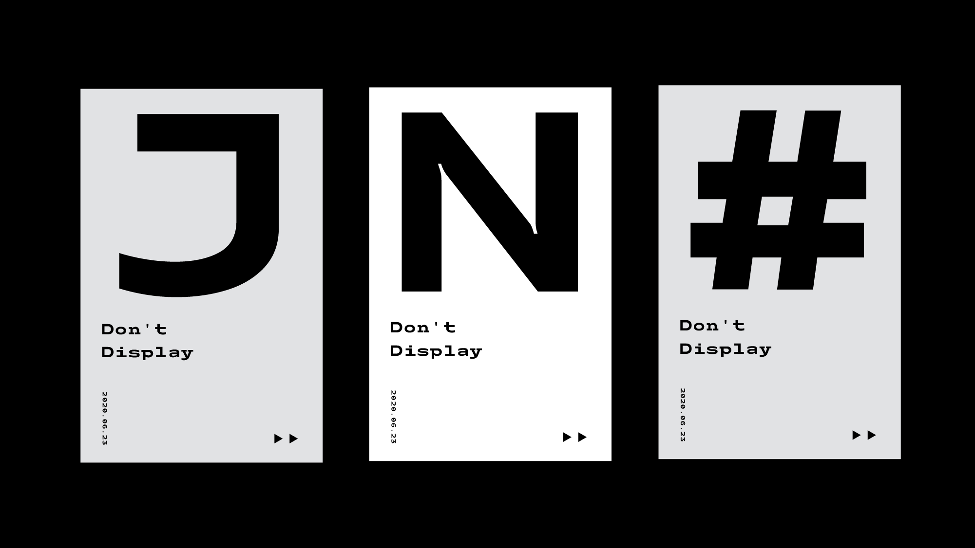 Western font Flynn Mono becomes a variable font
