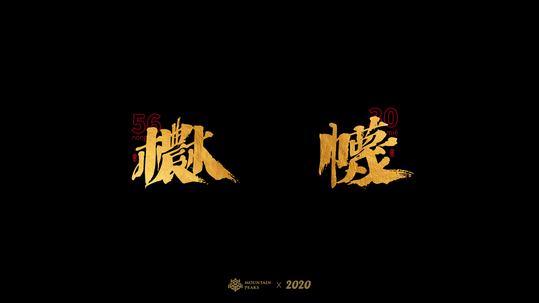 13P Chinese font design collection inspiration #.5