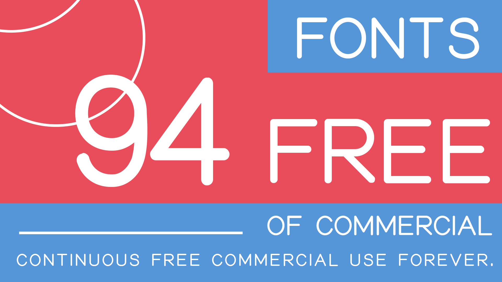 A GUA Standard rounded font-Free commercial use forever! English font download