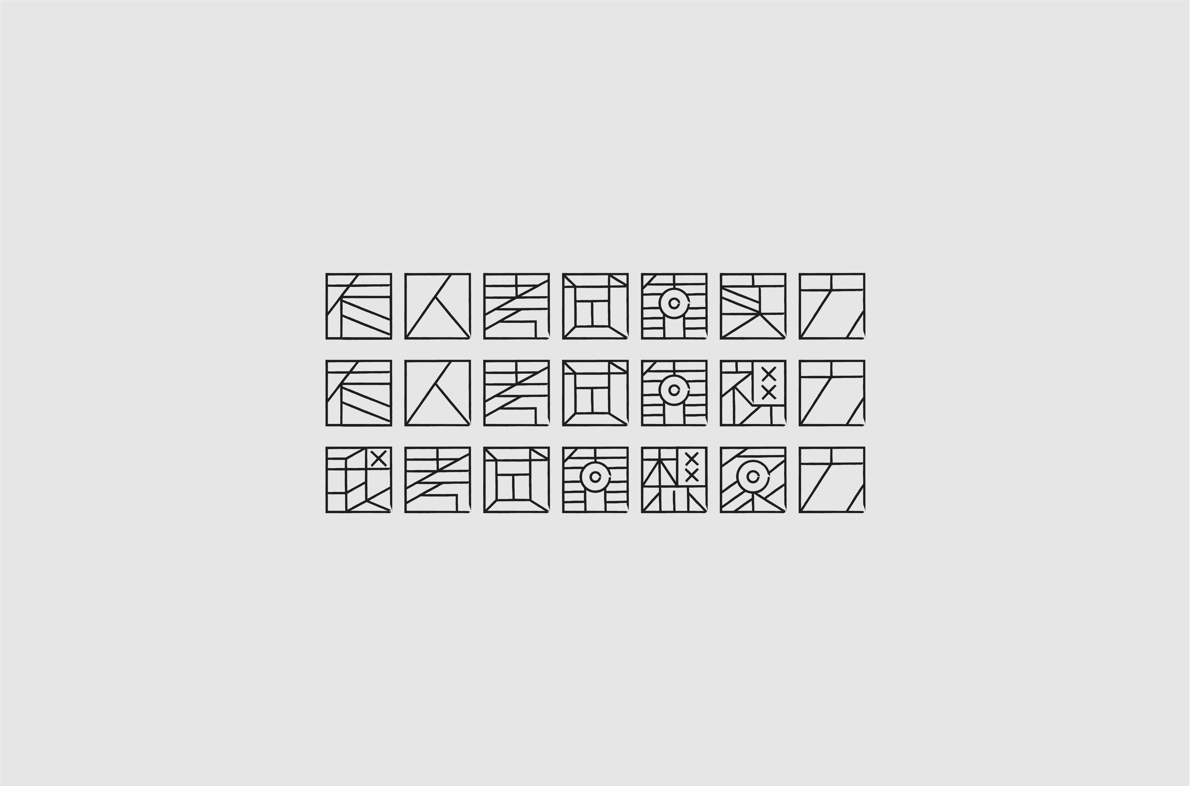 Creative Font Design Collection in 2021